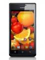 fotografía pequeña Huawei Ascend P1 S